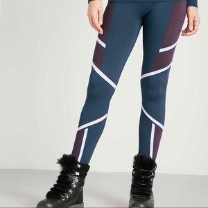 SWEATY BETTY Drift Ski Base Layer jersey leggings